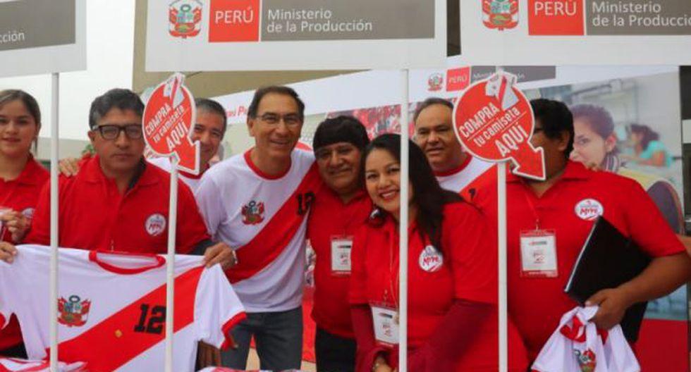 Presidente Martín Vizcarra asegura que el gobierno respeta todas las opiniones (Presidencia)