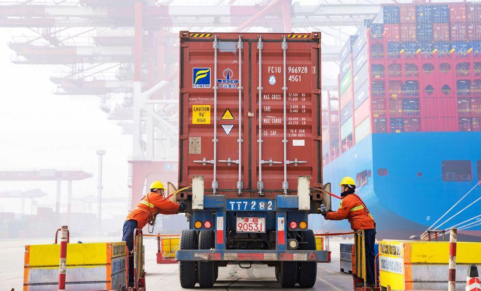 EE.UU. y China aún siguen negociando una salida de la guerra comercial. (Foto: AFP)