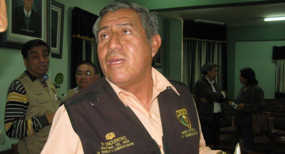 Jorge Izquierdo Quijano había asumido el cargo hace cinco meses. (USI)