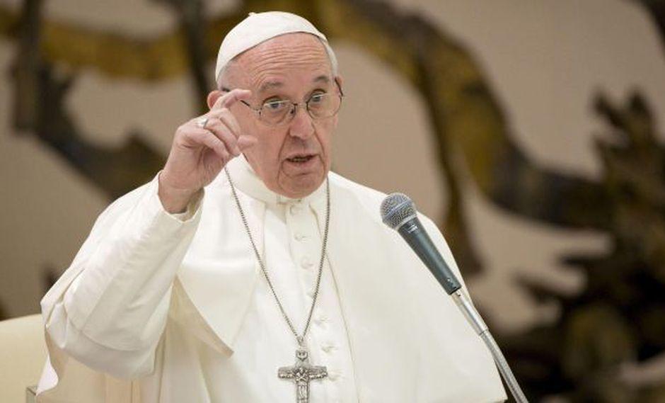 Papa Francisco llegará por primera vez al Perú. (EFE)
