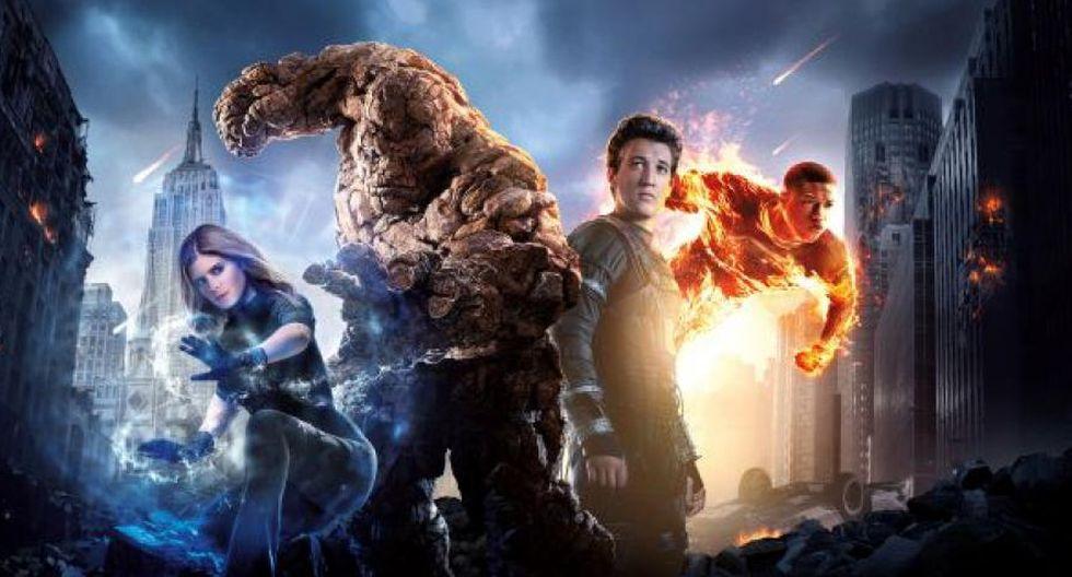 Al igual que los X-men, los 4 fantásticos también serían parte de las películas del universo Marvel que son basadas en las historias de los cómics de superhéroes.