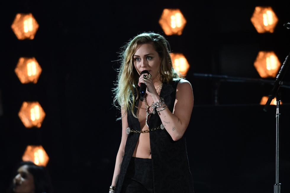 "Miley Cyrus lanza EP ""She is Coming"" (Foto: AFP)"