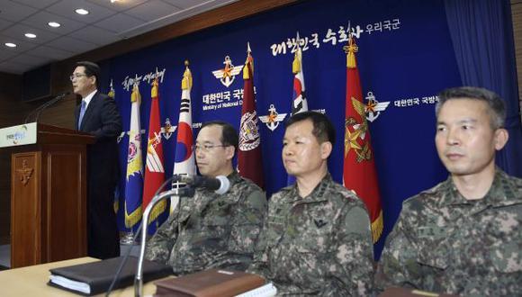Seúl acusa a Corea del Norte de utilizar drones para espionaje. (EFE)