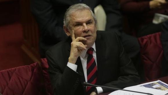La fiscalía indicó que el ex alcalde Luis Castañeda Lossio se reunió con el ex funcionario de OAS, Leo Pinheiro en diversas oportunidades. (Foto: GEC)