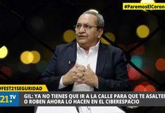 Fest21Seguridad: Criminalidad post cuarentena: ¿Cuál será la estrategia de la Policía ante la delincuencia?