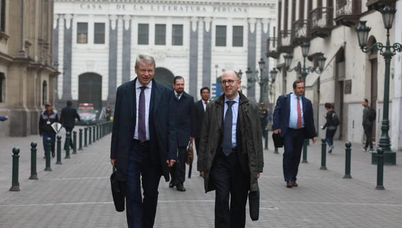 Comisión de Venecia publicó su opinión tras sesión plenaria realizada el 11 y 12 de octubre (Juan Ponce/GEC).
