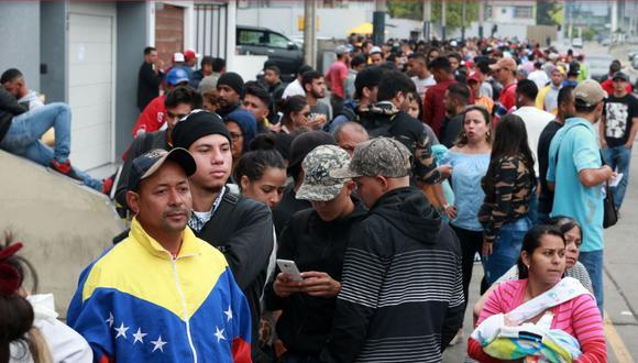 Venezolanos en Migraciones (USI)