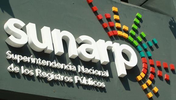 Con la nueva medida se evitarán casos de falsificación, informó la Sunarp: (Foto: GEC)