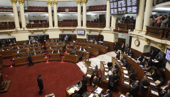 En observación. Fujimorismo debe demostrar mañana que no blinda a sus legisladores cuestionados. (Alberto Orbegoso)