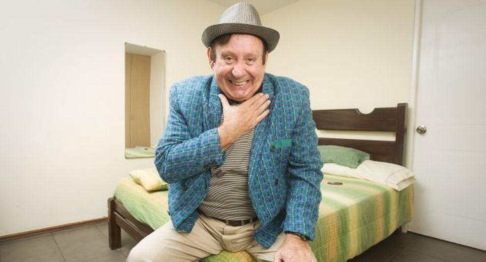 Tulio Loza grabará un piloto de una revista cómico-musical. (USI)
