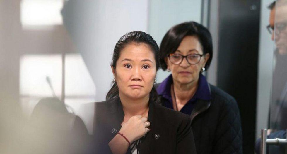 Excongresista Martín Pérez confirmó declaración de empresario Dionisio Romero sobre aporte a Keiko Fujimori. (Foto: GEC)