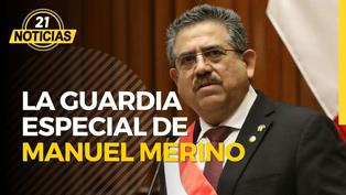 La Guardia Especial de Manuel Merino