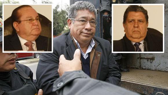 Facundo Chinguel fue muy cercano a Alan García y Luis Nava. (USI)