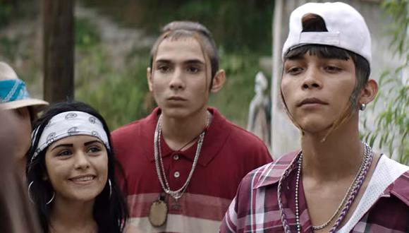 """""""Ya no estoy aquí"""", película que explora la humanidad de una tribu chola en Monterrey, México. (Foto: Netflix)"""