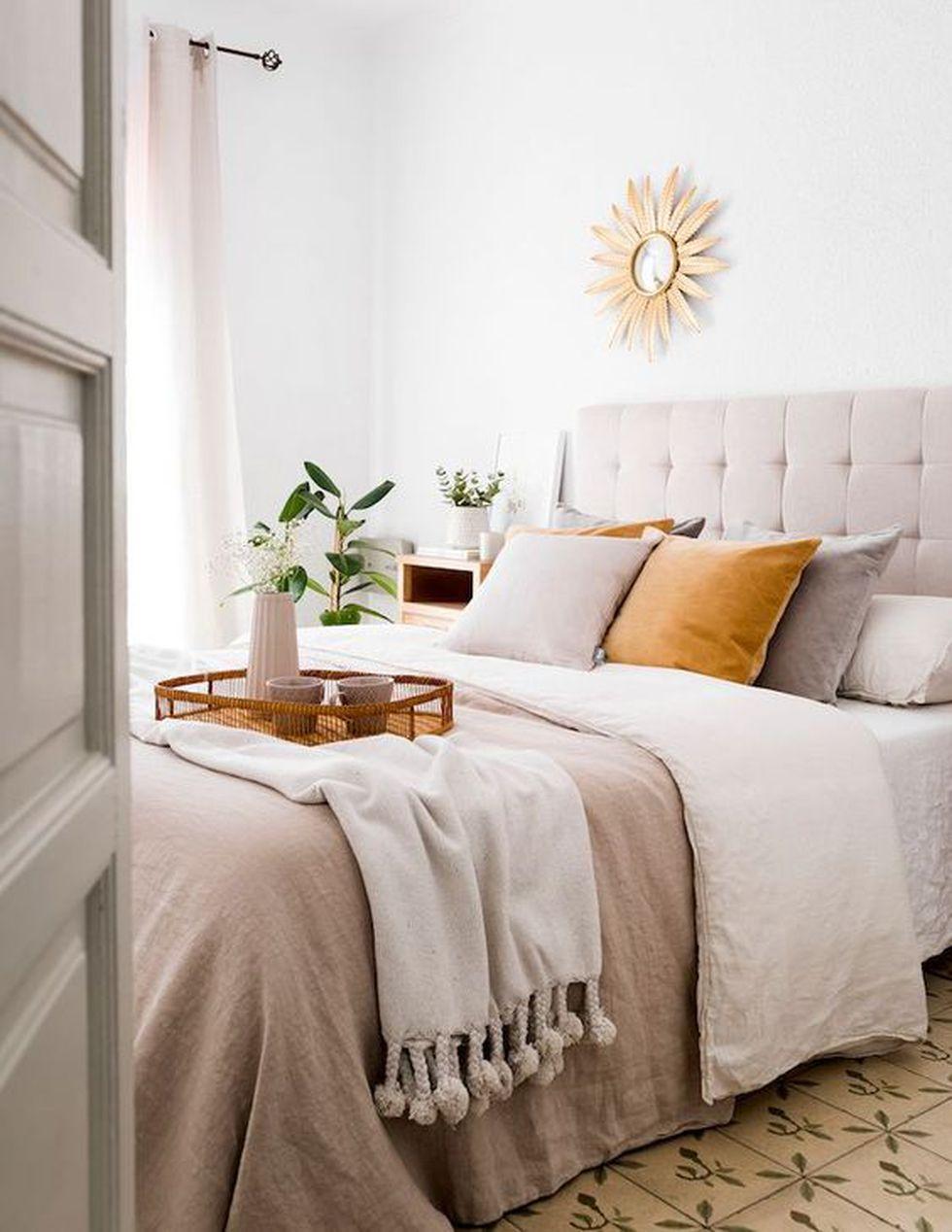 Calma, tranquilidad y armonía es lo que te transmite el lino. (Foto: Pinterest Kenayhome)