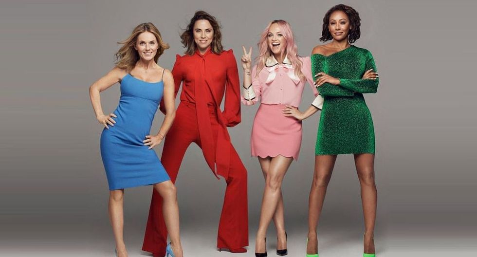Spice Girls confirman que regresan a los escenarios en 2019 sin Victoria Beckham. (Foto: @spicegirls)