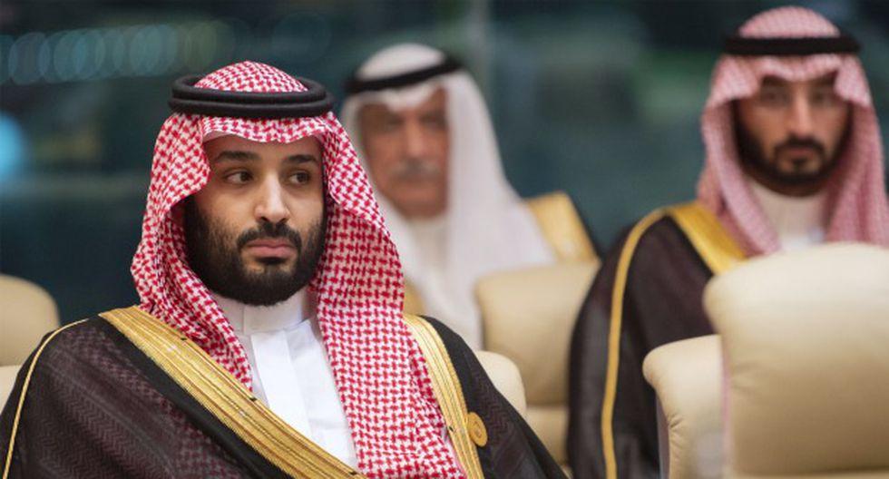 """""""No queremos una guerra en la región (...) Pero no dudaremos en enfrentar cualquier amenaza a nuestro pueblo"""", dijo el príncipe Moahmmed bin Salmán. (Foto: AFP)"""