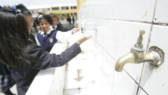 El ANA desarrolla una campaña de sensibilización a fin de generar una cultura del cuidado del agua en escolares y profesores de diversas instituciones educativas.
