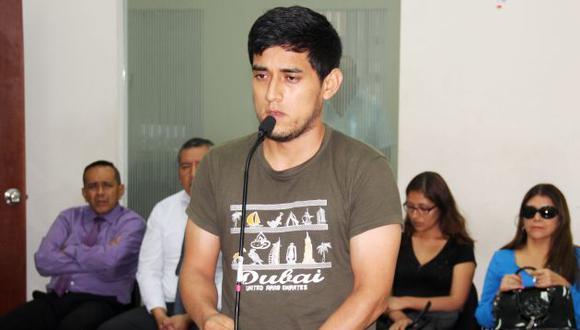 Caso José Yactayo: Confirman negación de suspenderle la prisión preventiva al presunto asesino. (USI)