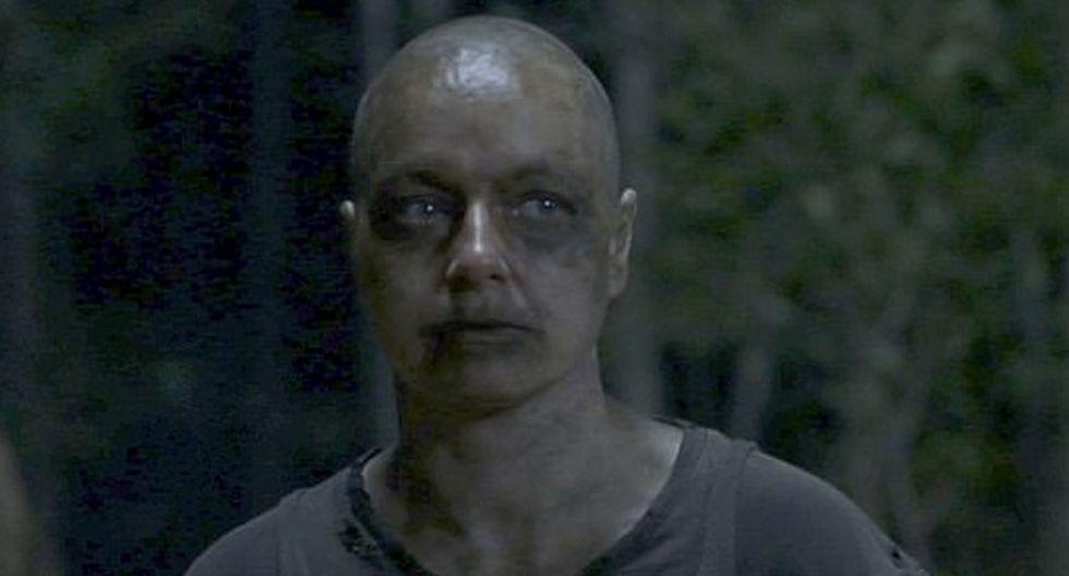 The Walking Dead 9x15: ¿quiénes son asesinados y decapitados por los Susurradores? (Foto: AMC)