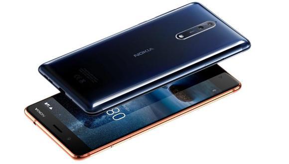 Algunos rumores de teléfonos Nokia se han anunciado a lo largo de estos meses, estos incluyen al Nokia 1, 4, 7 Plus y 9. (Nokia)