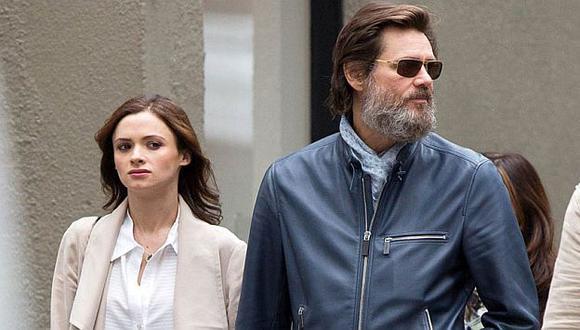 Jim Carrey: Hallaron muerta a su novia Cathriona White. (laineygossip.com)