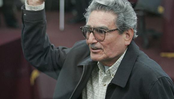 Abimael Guzmán se encuentra en constante evaluación. (USI)