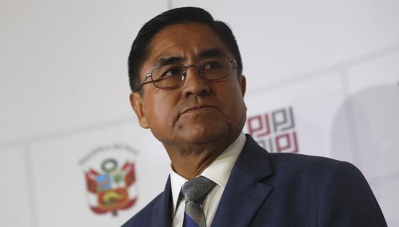 César Hinostroza se toma vacaciones y será reemplazado en Segunda Sala Penal Transitoria. (Perú21)