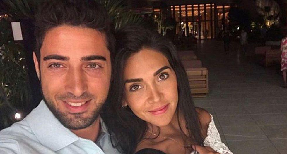 Frank Dello Russo habló sobre el termino de su relación con Vania Bludau. (Instagram)
