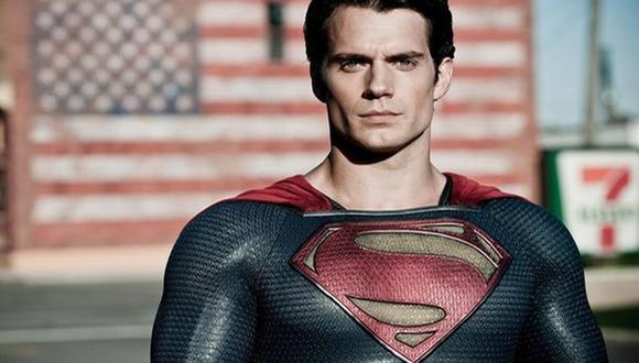 Henry Cavill reapareció como Superman. (Instagram)