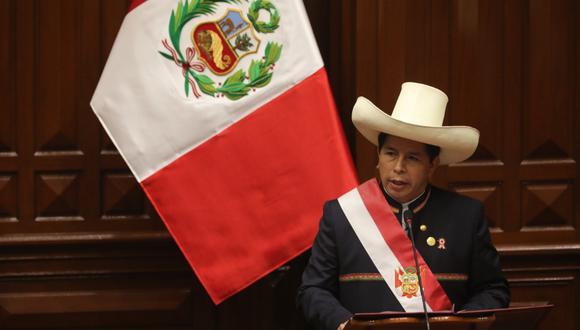 Mira EN VIVO el Mensaje a la Nación del presidente Pedro Castillo