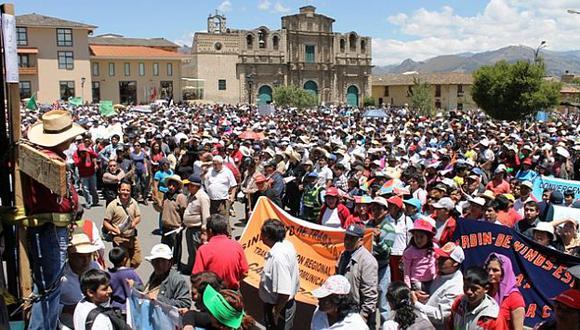 En Cajamarca insisten en el retiro definitivo de Yanacocha. (USI)