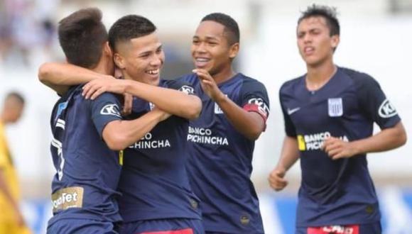 Alianza Lima se puso a cuatro puntos del líder Melgar. (Foto: Alianza Lima)