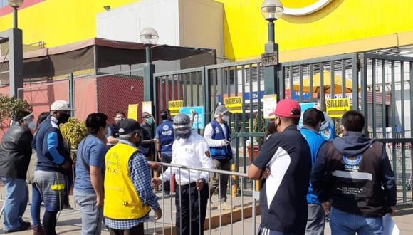 Metro impugnará clausura de local de La Pascana cerrado por incumplir medidas de bioseguridad. (Foto: Municipalidad de Comas)