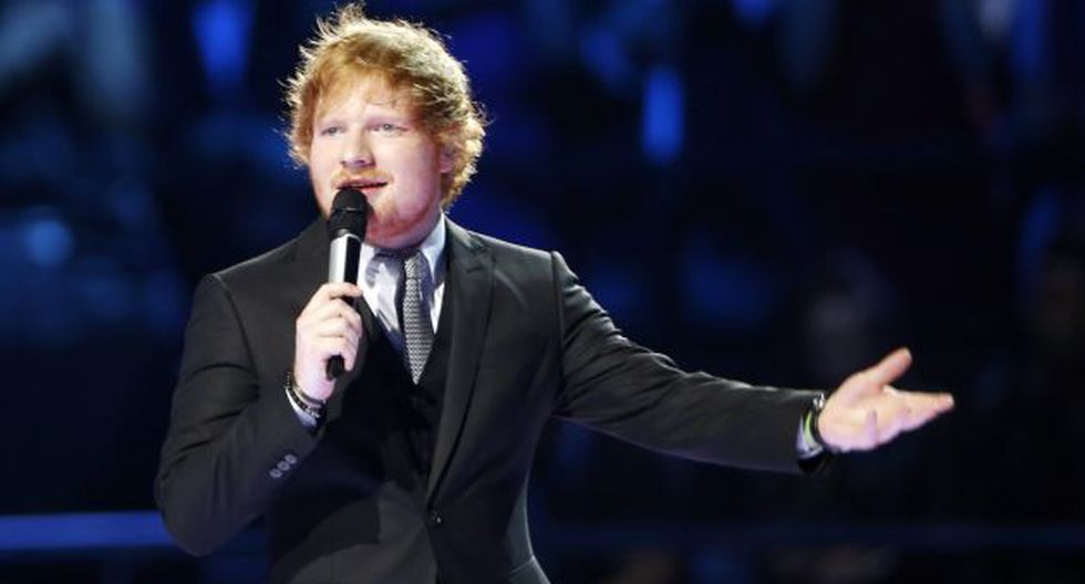 Ed Sheeran llegó al Perú por primera vez en 2015. (AP)