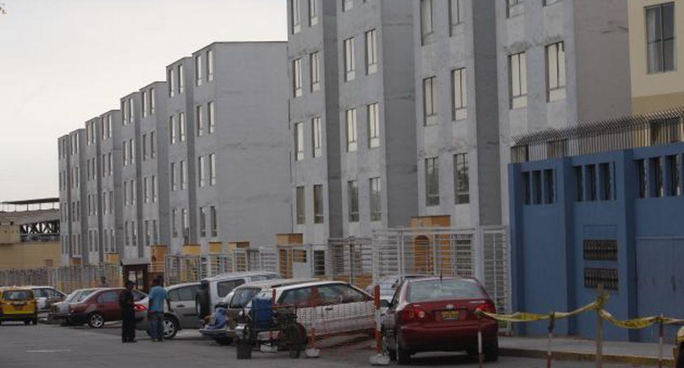 La venta de viviendas podría alcanzar las 30 mil unidades al cierre de 2012. (USI)