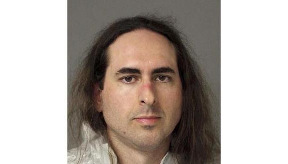Jarrod Ramos fue sentenciado a cinco cadenas perpetuas sin posibilidad de libertad condicional (Foto: Policía de Anne Arundel vía AP)