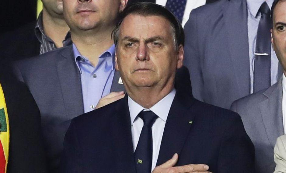 Brasil: Jair Bolsonaro dice que defiende el uso de armas para evitar golpes de Estado. (AP)