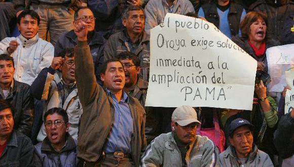 Solicitaron reunión con el presidente Humala. (USI)