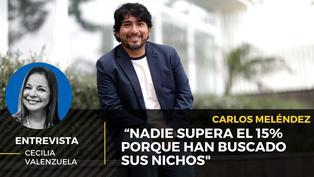 """Carlos Meléndez: """"Tenemos otra pandemia que es la corrupción"""""""