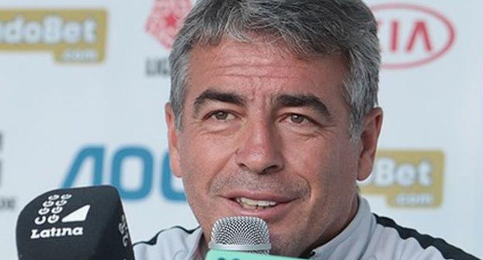 Pablo Bengoechea respondió a Agustín Lozano, que refutó las críticas del uruguayo sobre la aplicación del VAR en la final. (Foto: Alianza Lima)