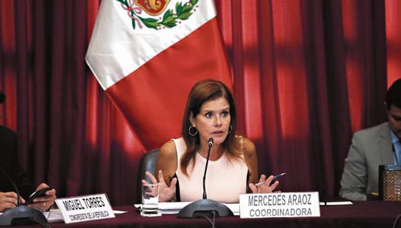 Oficialista reitera que la bancada de PpK seguirá trabajando de la mano con el Ejecutivo. (Perú21)