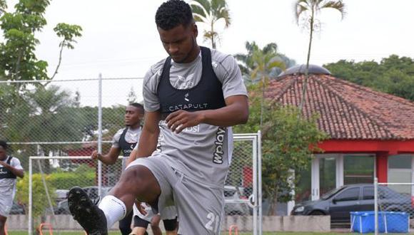 Aldair Rodríguez fichó por América de Cali en septiembre pasado. (Foto: América de Cali)