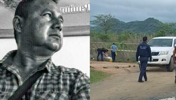 Sánchez Cabrera era director del medio digital Noticias Minuto a Minuto y había sobrevivido a un ataque armado en julio de 2020, en México. (Foto: composición | Twitter | RSF en Español)