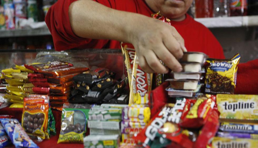 Por ejemplo, si Cineplanet o Cinemark vendieran chocolates de marca A, el consumidor podrá ingresar a las salas con chocolates de marca B, C o D. (USI)