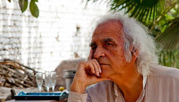 Arturo Corcuera, autor de 'Noé delirante' (Milena Carranza).