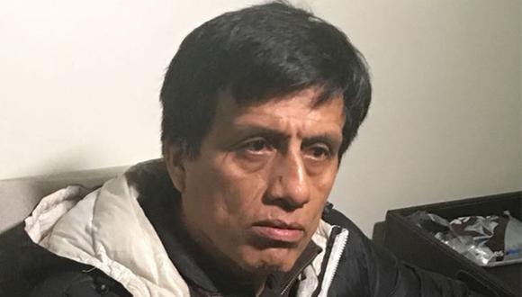 """Antonio Camayo es acusado de integrar la organización criminal """"Los Cuellos Blancos del Puerto"""". (Foto: Agencia Andina)"""