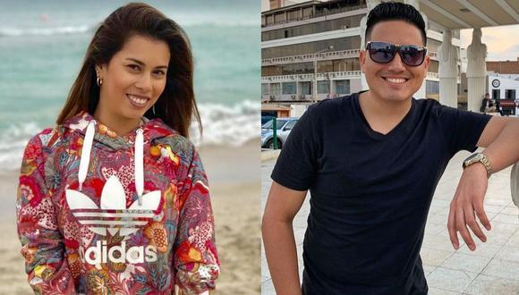 Fiorella Méndez se pronuncia por primera vez tras infidelidad de Pedro Loli. (Foto: Composición Instagram)