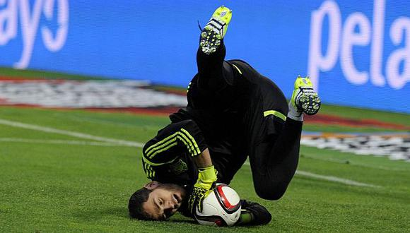 Iker Casillas ganó tres Champions League con Real Madrid. (Reuters)