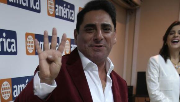 Carlos Álvarez no tendría problema en volver a trabajar con Jorge Benavides. (USI)
